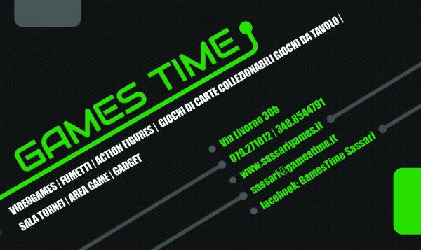 Games Times Sassari